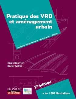 Pratique des VRD et aménagement urbain - le moniteur - 9782281142020 -