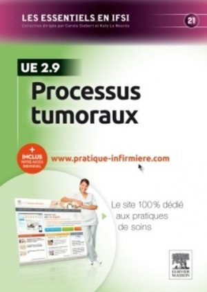 Processus tumoraux - elsevier / masson - 9782294707971