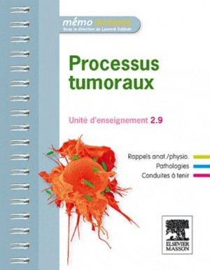 Processus tumoraux - elsevier / masson - 9782294713569 -