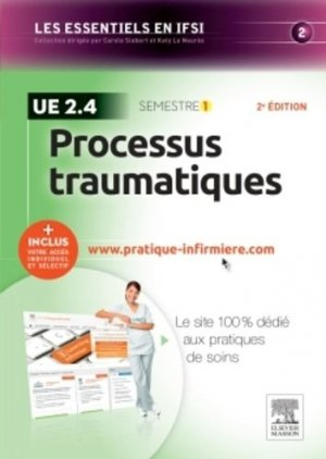 Processus traumatiques - elsevier / masson - 9782294721397