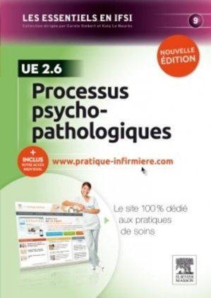 Processus psychopathologiques - elsevier / masson - 9782294721403 -