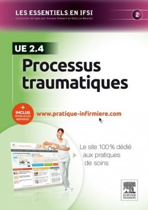 Processus traumatiques - elsevier / masson - 9782294741128 -