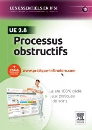 Processus obstructifs - elsevier / masson - 9782294741135