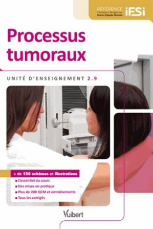Processus tumoraux - vuibert - 9782311012910 -
