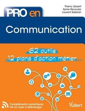 Pro en communication - Vuibert - 9782311622232 -