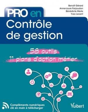 Pro en contrôle de gestion - Vuibert - 9782311622256 -