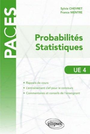 Probabilités, statistiques - ellipses - 9782340013292 -