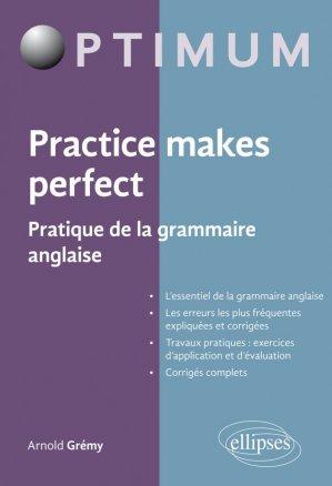 Practice makes perfect - ellipses - 9782340035188 -