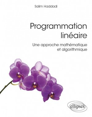 Programmation linéaire - Ellipses - 9782340045569 -