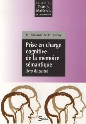 Prise en charge cognitive de la mémoire sémantique - solal - 9782353270835 - https://fr.calameo.com/read/005370624e5ffd8627086