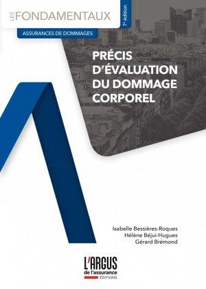Précis d'évaluation du dommage corporel - Groupe Industrie Services Info - 9782354743659 -