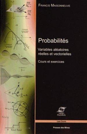 Probabilités - presses des mines - 9782356710758 -
