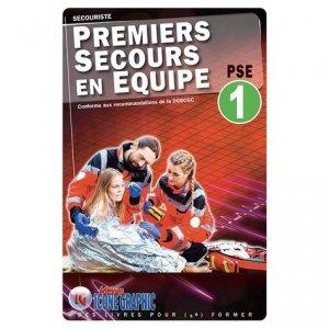 Premiers Secours en Equipe Niveau 1 - PSE1 - Icone graphic - 9782357386600 -