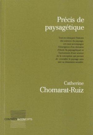 Précis de paysagétique - presses universitaires de valenciennes - 9782364240223 -