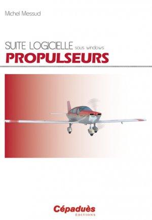 PROPULSEURS Suite logicielle - cepadues - 9782364931367 -