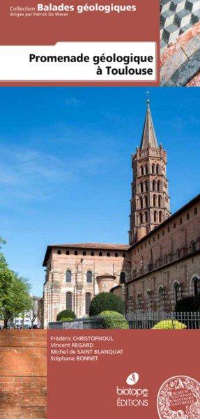 Promenade géologique à Toulouse - biotope - 9782366622270 -