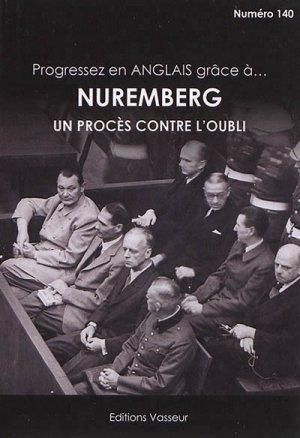 Progressez en anglais grâce à Nuremberg - vasseur - 9782368300879 -