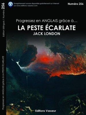 Progressez en anglais grâce à La peste écarlate - vasseur - 9782368301012 -