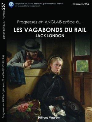 Progressez en anglais grâce à Les vagabonds du rail - vasseur - 9782368301029 -