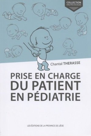 Prise en charge du patient en pediatrie - de la province de liege - 9782390100799 -