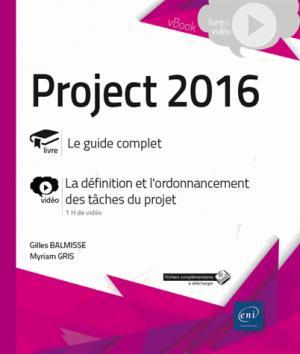 Project 2016 - complement video : methodologie et gestion d'un projet en mode agile - eni - 9782409007859 -
