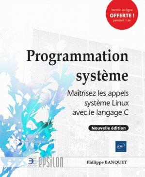 Programmation système - eni - 9782409020650 -