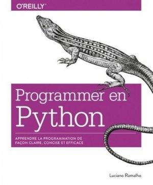 Programmer avec Python - first - 9782412045145
