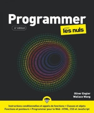 Programmer pour les nuls - First - 9782412056059 -