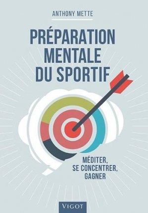 Préparation mentale du sportif - vigot - 9782711424528 -