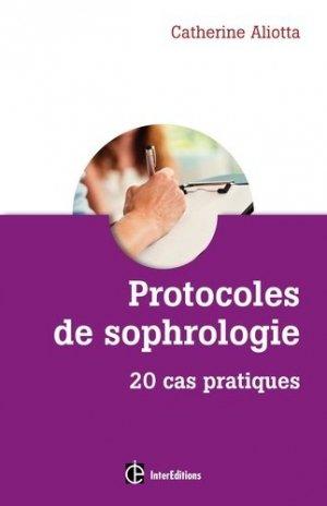 Protocoles de sophrologie - intereditions - 9782729616359