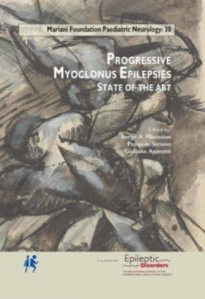 Progressive Myoclonus Epilepsies - john libbey eurotext - 9782742014880 -