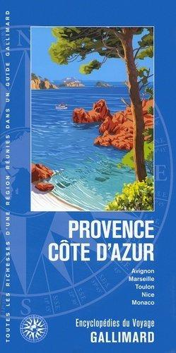 Provence Côte d'Azur - gallimard editions - 9782742436217 -