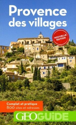 Provence des villages. 3e édition - gallimard editions - 9782742446513 -