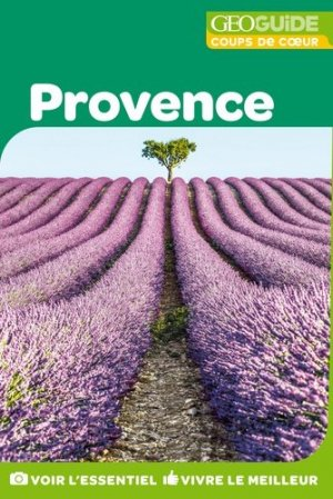 Provence - gallimard editions - 9782742450534 -