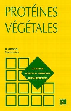 Protéines végétales - lavoisier / tec et doc - 9782743001100 -