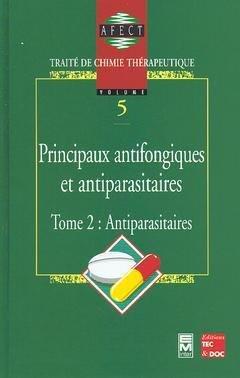 Principaux antifongiques et antiparasitaires - tec et doc / em inter - 9782743003432 -
