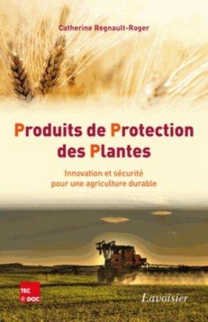 Produits de protection des plantes - lavoisier / tec et doc - 9782743015398 -