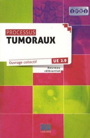 Processus tumoraux - lamarre - 9782757303269