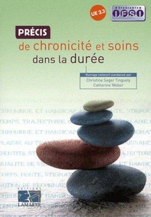 Précis de chronicité et soins dans la durée - lamarre - 9782757304969