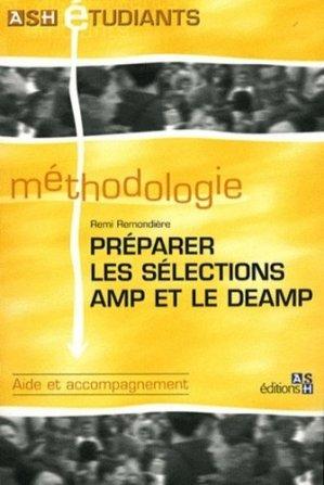 Préparer les sélections AMP et le DEAMP - ash - 9782757305614