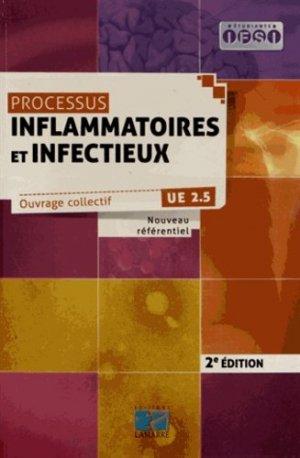 Processus inflammatoires et infectieux - lamarre - 9782757306123 -