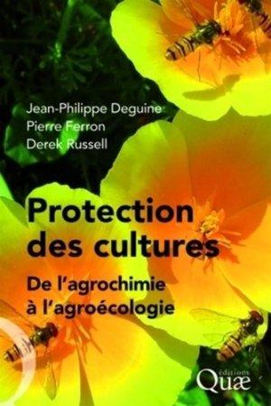 Protection des cultures - quae  - 9782759201679 -