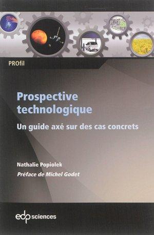 Prospective technologique - edp sciences - 9782759817276 -