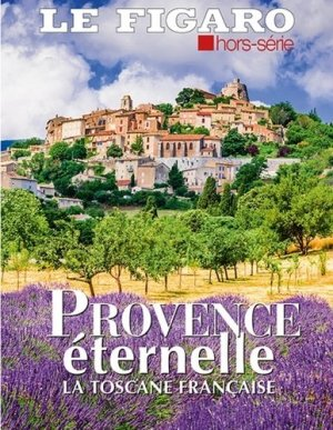 Provence éternelle - le figaro - 9782810508938 -