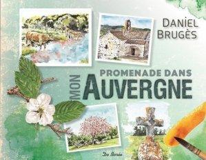 Promenade dans mon Auvergne - de boree - 9782812923531 -
