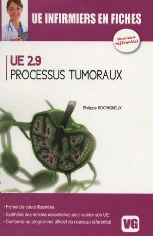 Processus tumoraux UE 2.9 - vernazobres grego - 9782818304785