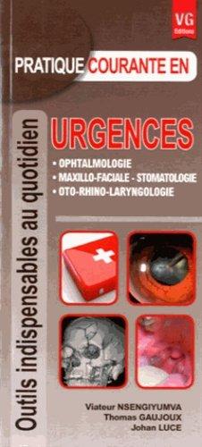 Pratique courante en urgences - vernazobres grego - 9782818308585 -