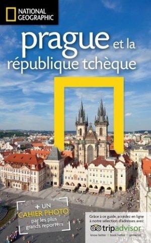 Prague et la République tchèque - prisma - 9782822901581 -