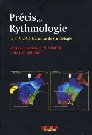Précis de rythmologie - sauramps medical - 9782840233923 -