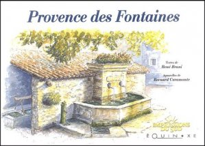 Provence des fontaines - equinoxe - 9782841354146 -